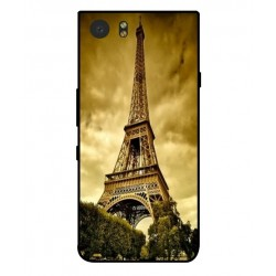 Funda Torre Eiffel Para Blackberry KeyOne