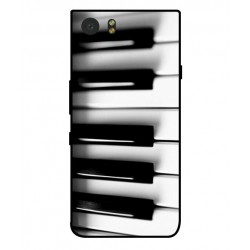 Funda Piano Para Blackberry KeyOne