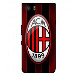 Blackberry KeyOne AC Milan Cover