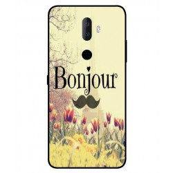 Coque Hello Paris Pour Alcatel 3v