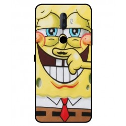 Alcatel 3v Yellow Friend Cover