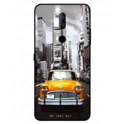 Coque New York Taxi Pour Alcatel 3v