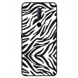Alcatel 3v Zebra Case