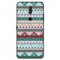 Funda Bordado Mexicano Para Alcatel 3v