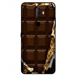 Funda Protectora 'I Love Chocolate' Para Alcatel 3v