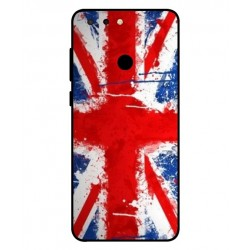 Coque UK Brush Pour ZTE Blade V9 Vita