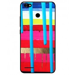 ZTE Blade A3 Brushstrokes Cover