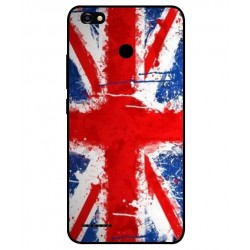 Coque UK Brush Pour ZTE Blade A3
