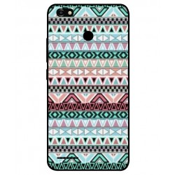 Coque Broderie Mexicaine Pour ZTE Blade A3