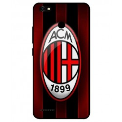 ZTE Blade A3 AC Milan Cover