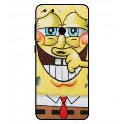 ZTE Blade V9 Yellow Friend Cover