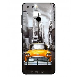 ZTE Blade V9 New York Taxi Cover
