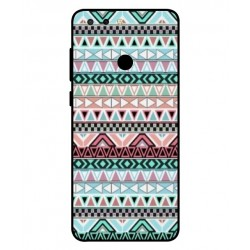 ZTE Blade V9 Mexican Embroidery Cover