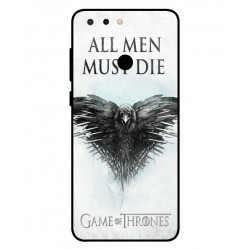 Protection All Men Must Die Pour ZTE Blade V9
