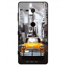 Sony Xperia XZ2 Compact New York Taxi Cover