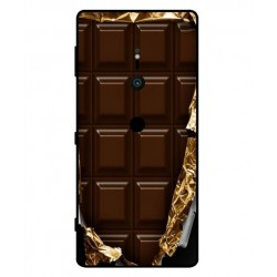 Coque I Love Chocolate Pour Sony Xperia XZ2