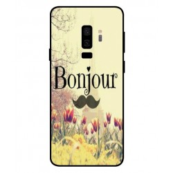 Samsung Galaxy S9 Plus Hello Paris Cover