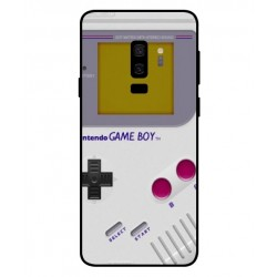 Samsung Galaxy S9 Plus Game Boy Cover