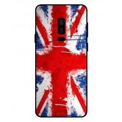 Coque UK Brush Pour Samsung Galaxy S9