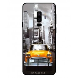 Coque New York Taxi Pour Samsung Galaxy S9