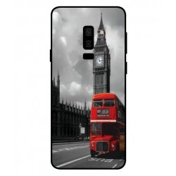 Samsung Galaxy S9 London Style Cover