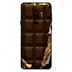 Coque I Love Chocolate Pour Samsung Galaxy S9