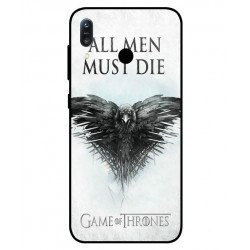 Asus Zenfone Max M1 ZB555KL All Men Must Die Cover