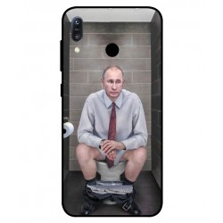 Asus Zenfone Max M1 ZB555KL Vladimir Putin On The Toilet Cover