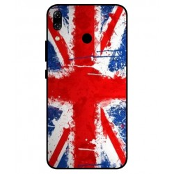 Coque UK Brush Pour Asus Zenfone 5z ZS620KL