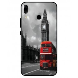 Asus Zenfone 5z ZS620KL London Style Cover
