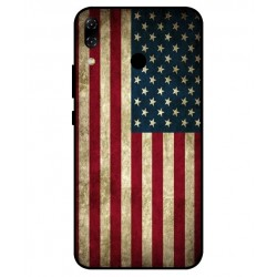 Asus Zenfone 5z ZS620KL Vintage America Cover