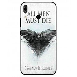 Asus Zenfone 5z ZS620KL All Men Must Die Cover