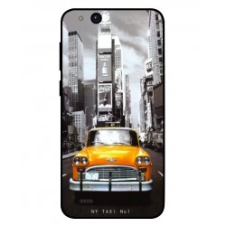 ZTE Tempo Go New York Taxi Cover