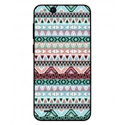 ZTE Tempo Go Mexican Embroidery Cover