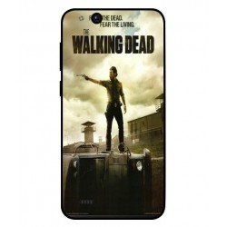 ZTE Tempo Go Walking Dead Cover