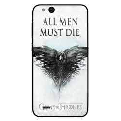 ZTE Tempo Go All Men Must Die Cover