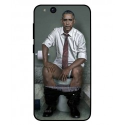 ZTE Tempo Go Obama On The Toilet Cover