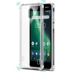Nokia 2 Transparent Silicone Case