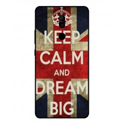 Carcasa Keep Calm And Dream Big Para Nokia 7 Plus