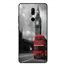 Carcasa London Style Para Nokia 7 Plus