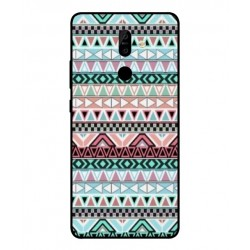 Funda Bordado Mexicano Para Nokia 7 Plus