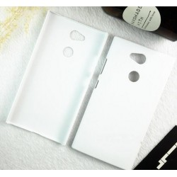 Sony Xperia XA2 White Hard Case