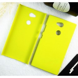 Sony Xperia XA2 Yellow Hard Case