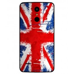 Coque UK Brush Pour LG K8 2017 Dual SIM