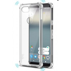 Google Pixel 2 XL Silikon Case - Transparent