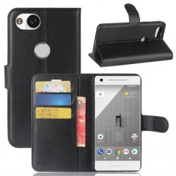 Google Pixel 2 XL Black Wallet Case