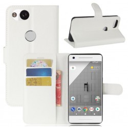Google Pixel 2 XL White Wallet Case