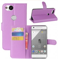 Google Pixel 2 XL Purple Wallet Case