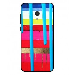 Alcatel 1x Brushstrokes Cover