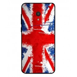 Alcatel 1x UK Brush Cover